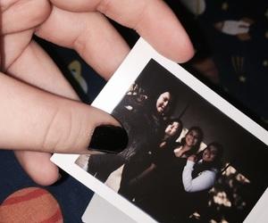 best friends, polaroids, and cute image