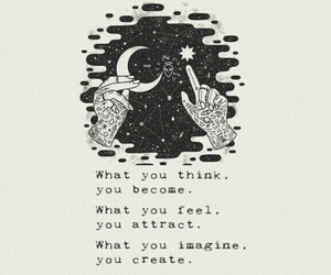moon, quote, and tumblr image