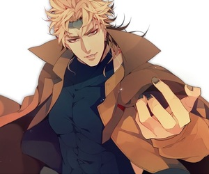 jojo's bizarre adventure and dio brando image
