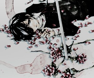 anime, kuroshitsuji, and manga image