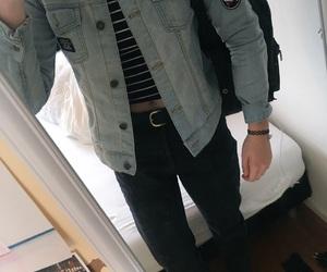 90s, clothing, and denim image