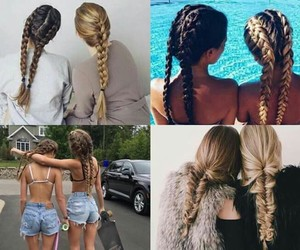 friend, sisters, and bestfriend image
