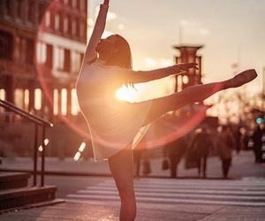 ballet, dance, and new york image