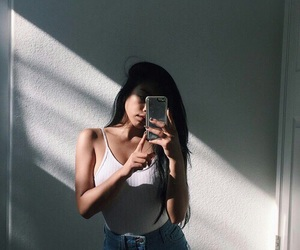 girl, style, and icon image