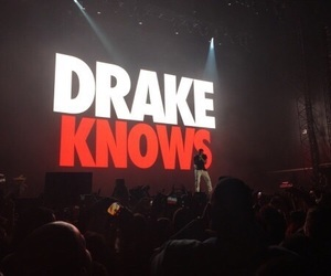 Drake, ghetto, and red image