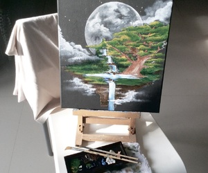 art, nature, and paint image
