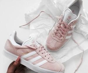 adidas, fashion, and pink image