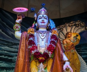 self, shree krishna, and vasudev image