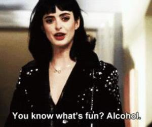 alcohol, fun, and quotes image