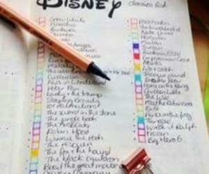 disney, movies, and list image