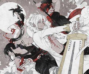 anime, dgrayman, and lenalee lee image