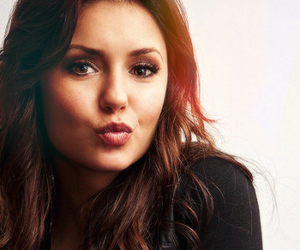 Nina Dobrev, elena gilbert, and Vampire Diaries image