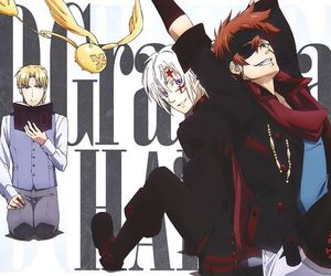 anime, dgrayman, and allen walker image