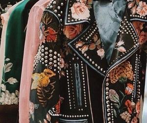 fashion, gucci, and jacket image