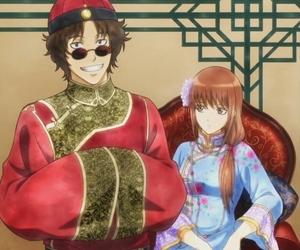 anime, sakamoto, and gintama image