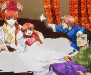 anime, gintama, and kagura image