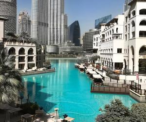 city, luxury, and travel image