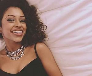 girl, smile, and liza koshy image