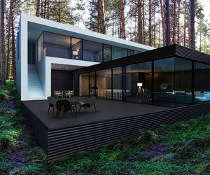home, house, and architecture image