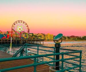 california, park, and pier image