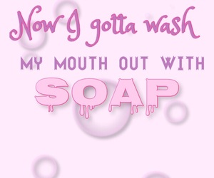 iphone wallpaper, melanie, and soap image