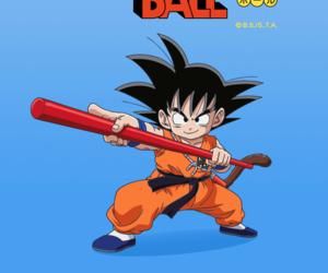 anime, dragon ball, and wallpaper image