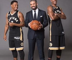Drake and Basketball image