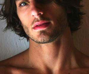Hot, model, and rafael lazzini image