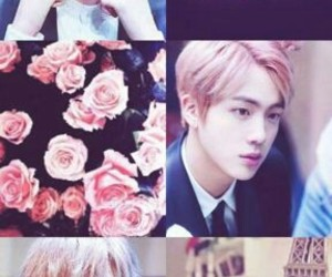 background, kpop, and bts image