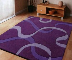 carpet and purple image