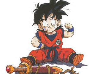 gohan and dragon ball image