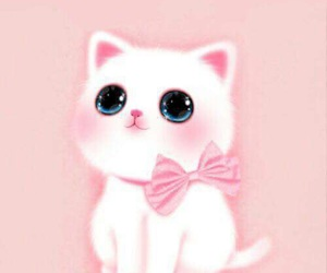 ilustracion, pink, and miniño image