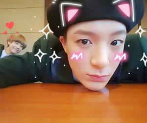 jeno, jisung, and nct image