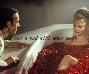 american beauty, Lyrics, and edit by me image