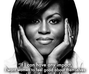 black women, first lady, and women power image