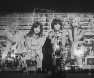 2ne1, queens, and thank you image