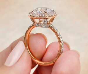 bling, gem, and ring image