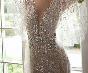 couple, dress, and fashion image