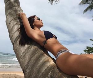 beach, praia, and verão image