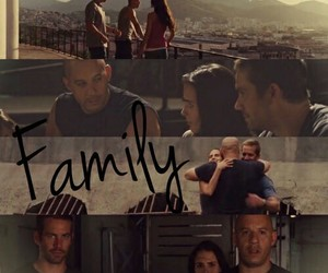 family and fast and furious image