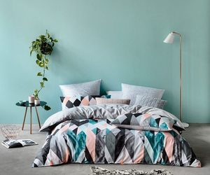 bedroom, home decor, and home image
