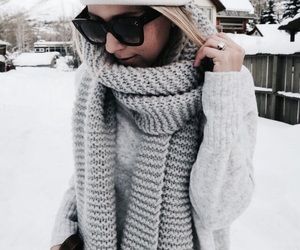 cold, fashion, and girl image