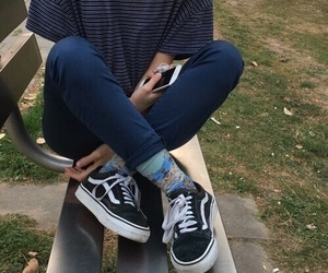 vans, grunge, and tumblr image