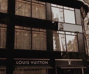 brown, coffee, and Louis Vuitton image