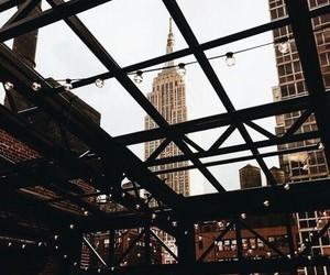 city, dark, and tumblr image