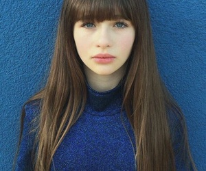 blue, malina weissman, and A Series of Unfortunate Events image