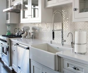 kitchen, decor, and design image