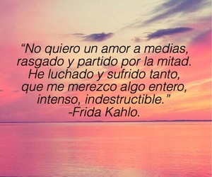 frases, frida kahlo, and libros image