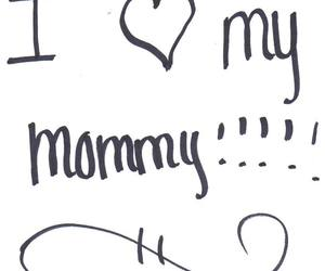 i love you mommy image
