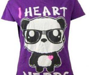 girls tshirts, cupcake cult, and panda tshirt image